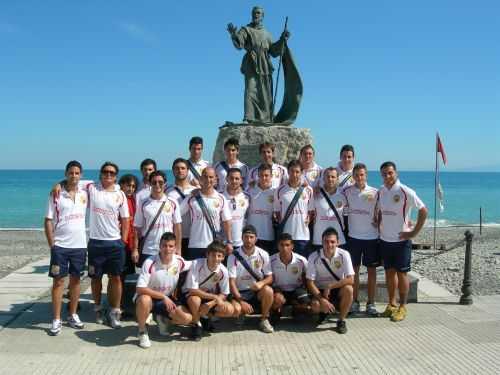 Coppa Calabria, un inizio ricco di segnature