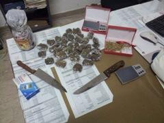 Melito Porto Salvo, tre arresti per droga