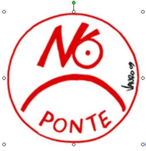 La Rete No Ponte pensa ad azioni legali contro i cantieri di Cannitello