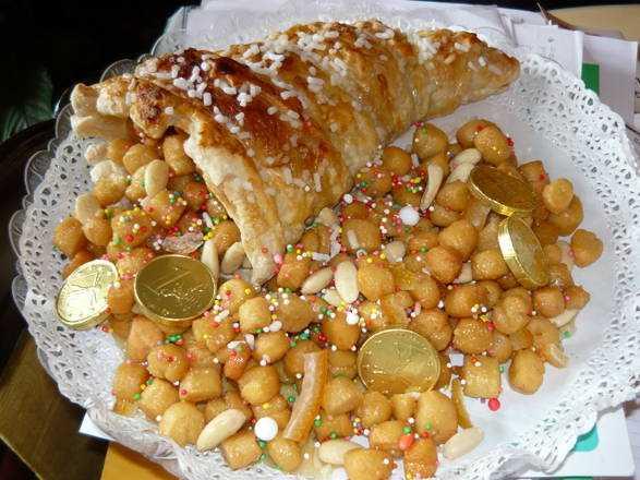 Natale: i dolci tradizionali del Sud