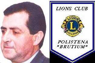 """Lions Club """"Polistena Brutium"""" ,Melvin Jones alla memoria del dottore Gigi Ioculano martire della 'ndrangheta"""