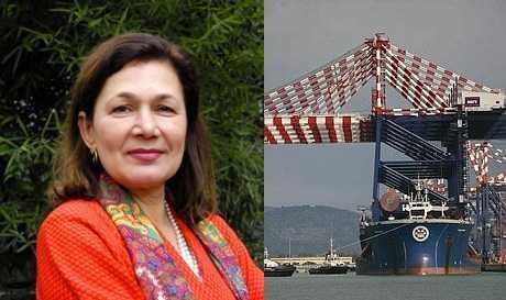 """Porto Gioia, Cecilia Battistello: """"Sarei pronta ad accordarmi anche con la 'ndrangheta per far crescere la produttivita"""""""