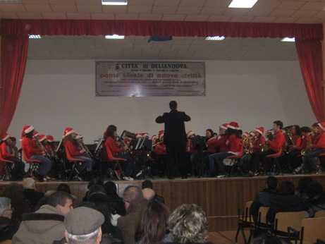 Delianuova: grande successo il concerto della Junior Band