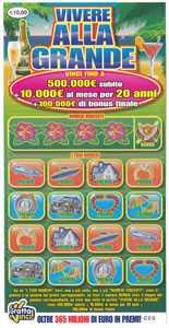 Locri, vinti con il gratta e vinci 3 milioni di euro