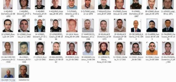 """Polistena, operazione """"Scacco Matto"""" la polizia arresta 35 persone della cosca Longo"""