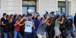 protesta lirosi