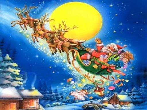 I doni di Babbo Natale