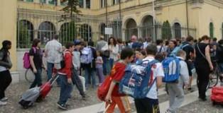 bambini alluscita da scuola