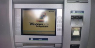 Bankomat Windows 2000 hängt 1024