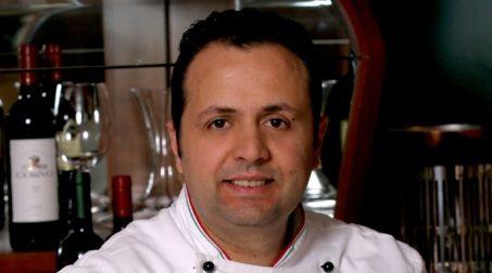 Lo chef reggino Enzo Cannatà, ambasciatore della Dieta Mediterranea nel mondo