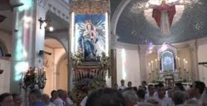 L'Abruzzo scopre la grandezza della Madonna della Montagna Particolarmente apprezzata la composizione di Domenico Caruso