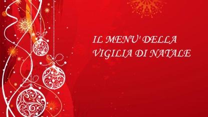 Il Menù Della Vigilia Di Natale Approdonews