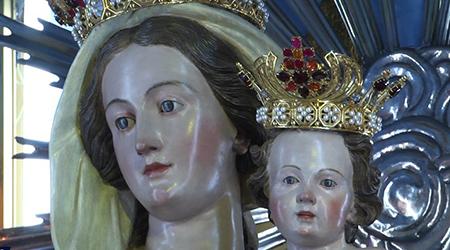Un canto popolare musicato per la Madonna della Montagna Ecco il testo e lo spartito di Domenico Caruso