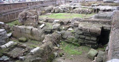 Dalla decadenza Magno Greca al dominio Romano Quando la Calabria assunse il nome di Bruzia