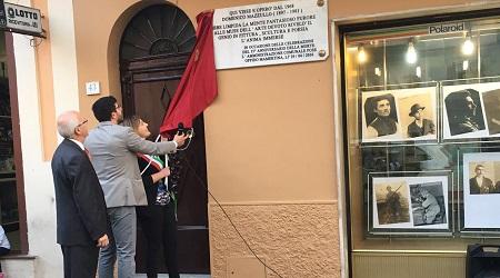 Oppido Mamertina celebra il genio del Maestro Mazzullo Un documentario e un film presentano sullo schermo la vita e le opere dell'artista oppidese