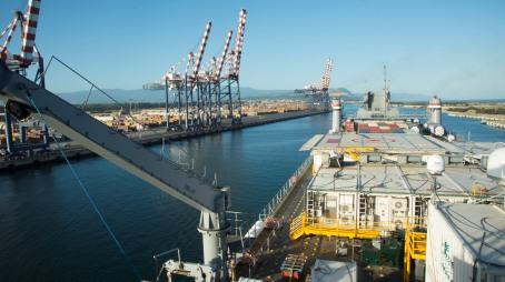 Arrivano nuove assunzioni al porto di Gioia Tauro Il terminalista AutoTerminal lo ha comunicato all'Autorità portuale