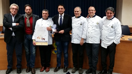 """A Reggio Calabria la """"Rassegna del dolce artigianale"""" Organizzata dall'Associazione pasticceri artigiani reggini"""