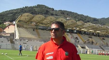 Calcio, clamoroso Palmese: si dimette Dal Torrione Era subentrato a Pellicori