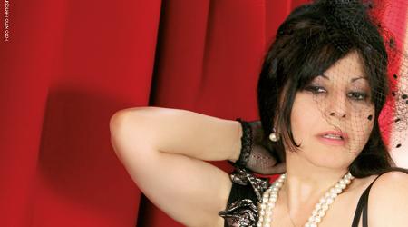 Anna Maria Barbera in Calabria con il nuovo spettacolo Salirà su ben tre palcoscenici della Regione all'inizio di febbraio