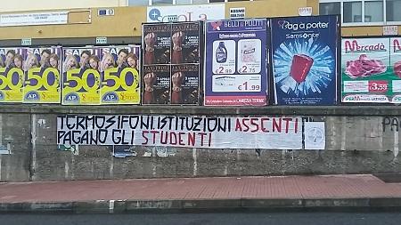 """Scuole Lamezia, la denuncia di Blocco Studentesco Situazione termosifoni: """"Istituzioni assenti, pagano gli studenti"""""""