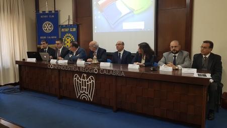 Protezione civile, convegno del Rotary Reggio Calabria Con la partecipazione del direttore dell'Ingv