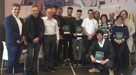 """Prende il via nella provincia di Cosenza """"Benvenuti Studenti"""" Progetto di Alternanza Scuola-Lavoro di McDonald's in collaborazione con il MIUR"""