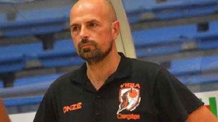 Viola Reggio Calabria, esonerato coach Paternoster La squadra è stata affidata a Domenico Bolignano con Pasquale Motta assistente