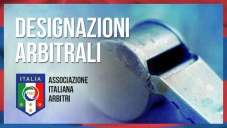 Serie D: Palmese-Troina sarà diretta da Matteo Centi di Viterbo Ecco tutte le altre designazioni arbitrali
