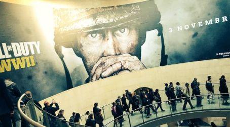 Call Of Duty WWII Sarà in uscita il 3 novembre