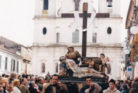 I riti della Settimana Santa in Calabria Prima parte