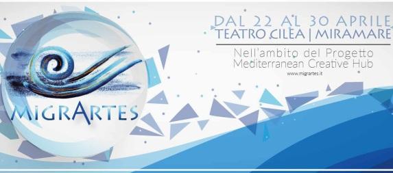 Festival MigrArtes: musica, cinema, teatro, workshop Dal 22 al 30 aprile a Reggio Calabria