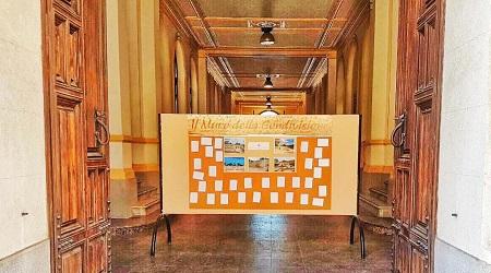 Continua esperienza muro della condivisione a Reggio Presto sarà on line il sito della partecipazione civica