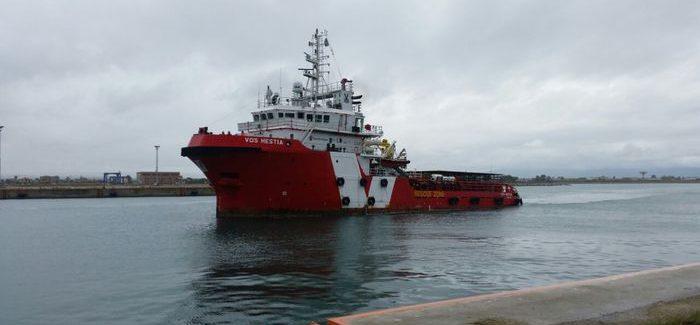 Giunta a Corigliano una nave con 309 migranti a bordo Nuovo sbarco dopo quelli dei giorni scorsi a Reggio Calabria, Vibo Valentia e Crotone