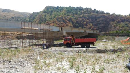 Deliberato finanziamento completamento Ponte Paterriti Espropri già effettuati, pronto il bando per la costruzione delle rampe