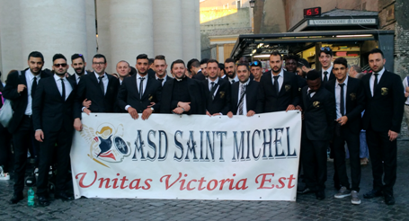La camera dei deputati riceve la saint michel approdonews for Presidente camera dei deputati attuale