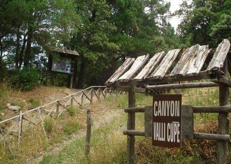 Torna agibile Cascata Inferno della riserva Valli Cupe Terminati i lavori di ripristino del sentiero