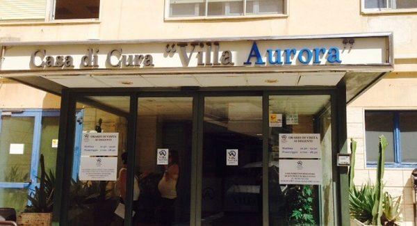 Sindacati in prima linea per Casa di Cura Villa Aurora Chiesto un piano sanitario che rilanci definitivamente la struttura