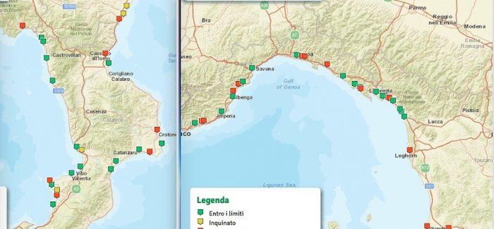 Mare Della Calabria Tra I Meno Inquinati Ditalia Approdonews