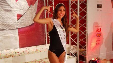 Una sidernese vola verso la finale di Miss Italia Alessandra Telli ha riscosso molto successo nelle selezioni regionali
