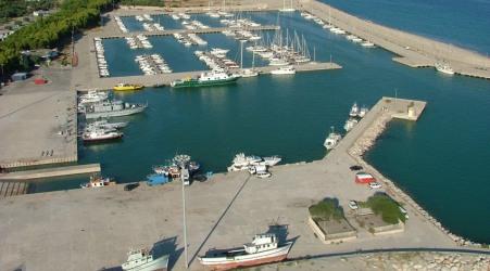 Fondi progetto riqualificazione Porto Grazie Roccella L'infrastruttura portuale sarà totalmente green
