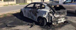Taurianova, bruciata l'auto del presidente della Pro Loco