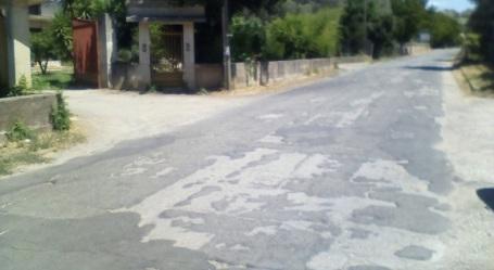 Dissesto strade è male cronico: Rizziconi lo testimonia Territorio caratterizzato da buche e avvallamenti. La denuncia di Giuseppe Ierace