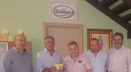"""""""Gruppo Soldano"""" Limbadi aderisce a Coldiretti La più grande azienda avicola della Calabria si è distinta negli anni per l'adesione dimostrata verso le nuove tecnologie e le esigenze alimentari"""