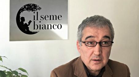 """""""Il seme bianco"""" diventa gruppo editoriale L'annuncio dell'ampliamento del progetto è stato fatto dall'editore taurianovese Michele Caccamo"""