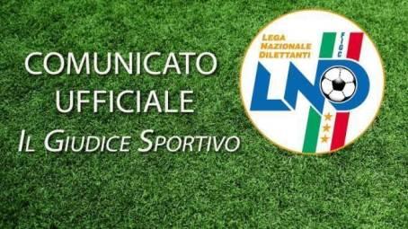 I provvedimenti disciplinari in Serie D dopo l'8° di ritorno