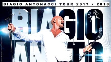 Reggio, successo di vendite del Biagio Antonacci Tour L'artista colleziona la nona data completamente esaurita