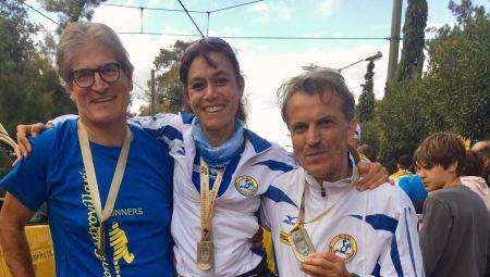 Maratona di Atene, la De Stefano seconda delle italiane Buona prova di Milanese e Mancuso