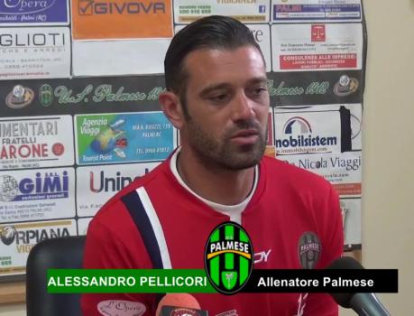 La Palmese   esonera il tecnico Alessandro Pellicori