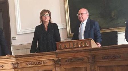 Catanzaro, è donna il dirigente amministrativo Corte d'Appello Carmela Bonarrigo, di Varapodio, è la prima donna a ricoprire questa carica