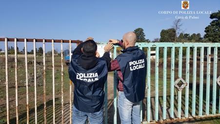 Palmi, combustione illecita di rifiuti: arrestato 63enne Operazione della Polizia Locale